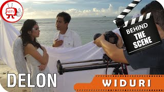 Delon - Behind The Scenes Video Klip Widuri - NSTV
