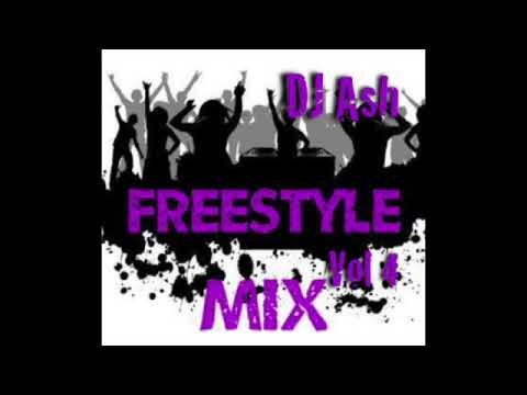 DJ Ash Fresstyle MegaMix Vol. 4