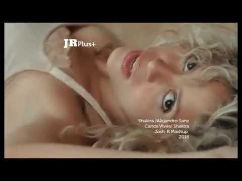 ShakiraAlejandro Sanz Carlos Vives  La Tortura Josh R La Bicicleta Mashup Remix