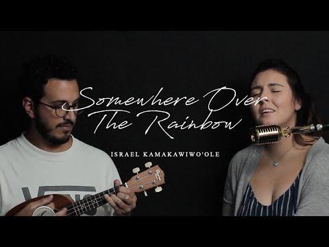 Somewhere Over The Rainbow | Mari e Gu Cover Ukulele