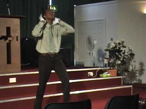 David L. Smith I, Dancing to I Believe by Micah Stampley