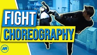 Martial Arts Choreography - The Flipside