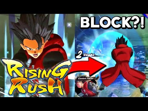 New PLAYABLE Sparking Giblet In Dragon Ball Legends?!