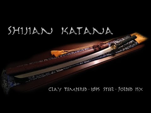 Shijian Custom Katana Review