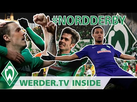 Fin Bartels zum Hamburger SV? Serge Gnabry drückt Sprüche!   WERDER.TV INSIDE vor dem Nordderby