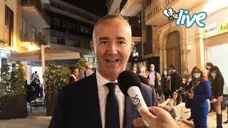 Chiusura della campagna elettorale di Michele Coratella