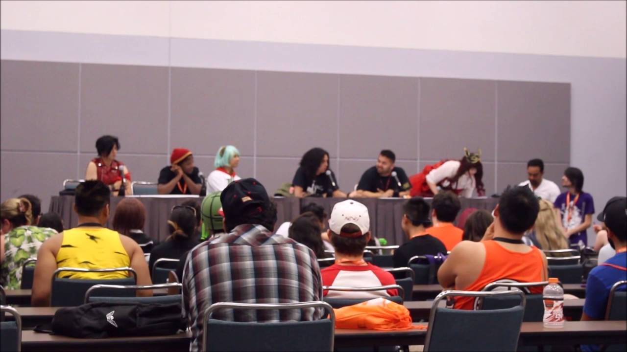 Anime Expo 2016 Comedy Workshop Cringe