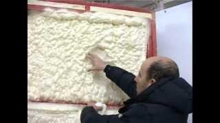 видео Обзор материалов для утепления гаража