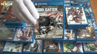 Ps Vita World's Largest Collection September 2014