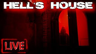 Live at HELL'S HOUSE! (Smashing Activity Caught on Camera)