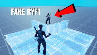 Floating My Impersonator... (Fake Ryft)