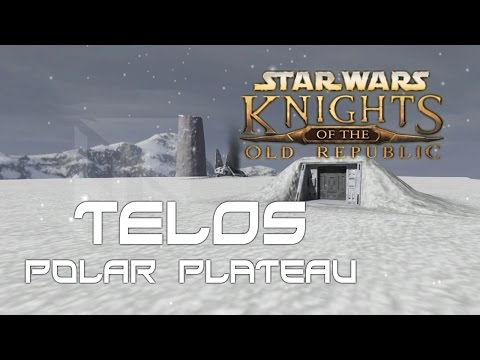 Star Wars: Knights of the Old Republic II - Telos Polar Plateau Ambience