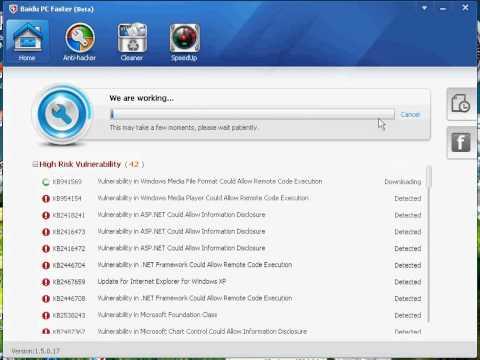 Baidu PC Faster วิธีใช้
