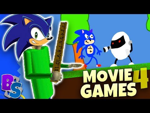 Sonic With A Gun Sonic Movie Fan Games Youtube