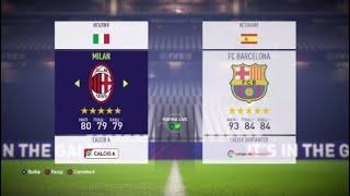 Милан Барселона прогнозы на мат и ставки на спорт