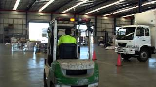 Forklift Driver  Try it for 5
