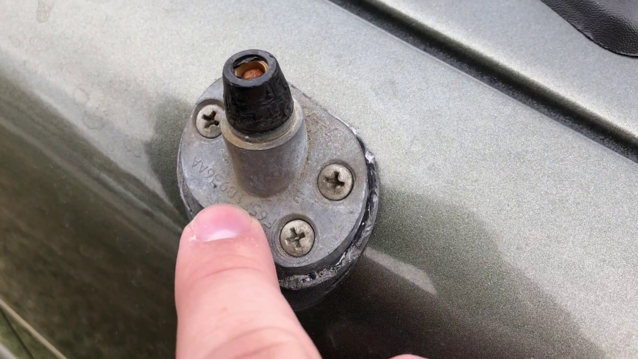 How To Fix A Broken Antenna On A 2003 Ford Explorer Sport