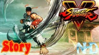 Let's Play Street Fighter V Story (Ryu)