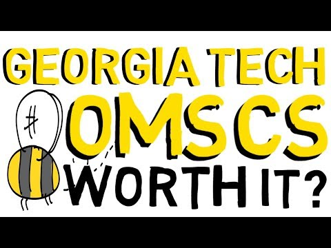 My Thoughts on Georgia Tech's OMSCS (Online Master of Science in Computer Science)