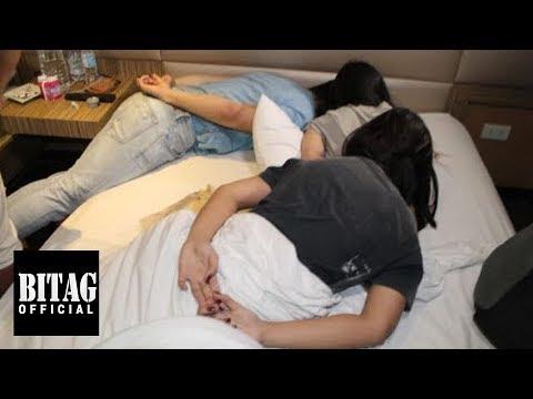 Group sex ng mga kabataan at mga supplier ng droga, hulog sa BITAG!