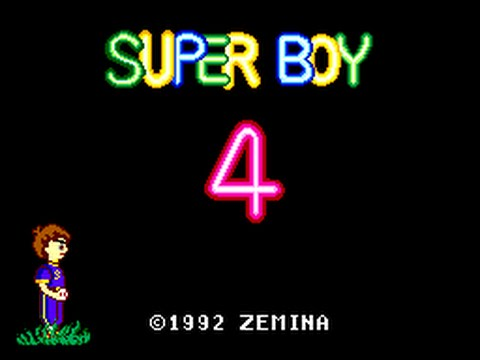 Download Master System Longplay [144] Super Boy 4 (Unlicensed)
