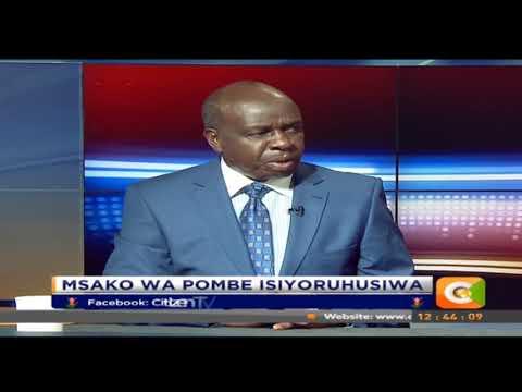 Citizen Extra:Msako wa Pombe isiyoruhusiwa(part 2)