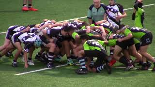 Pontypridd Schools Rugby V Cardiff Schools Rugby