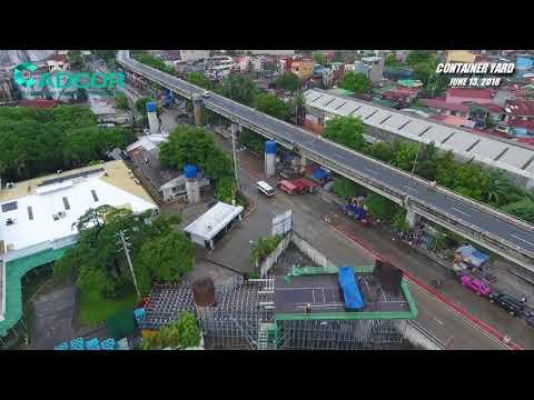 Manila - Skyway 3 - San Juan river project - June 14 - 2018