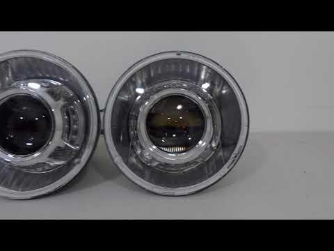 "Datsun 240Z / 7"" Round Universal / Morimoto MLED Projectors"
