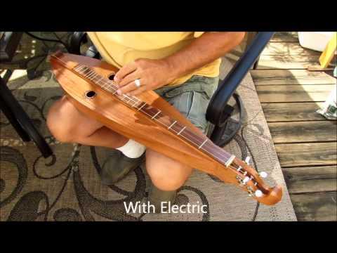 Electric Dulcimer Demo