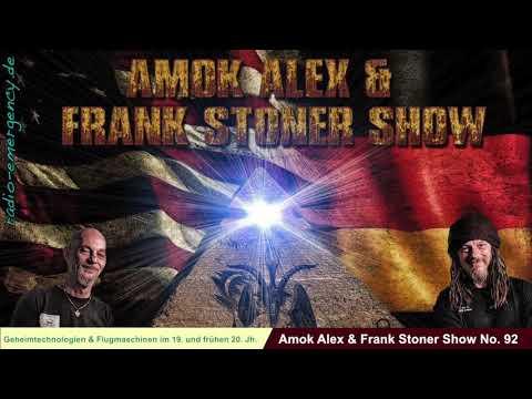 Amok Alex & Frank Stoner Show - Geheimtechnologien & Flugmaschinen im 19. & frühen 20. Jhd.