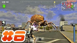 Earth Defense Force - Insect Armageddon [PC] part 6 (chapter 2 mission 1)