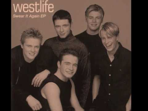 Westlife - Don't calm the storm (B-side)