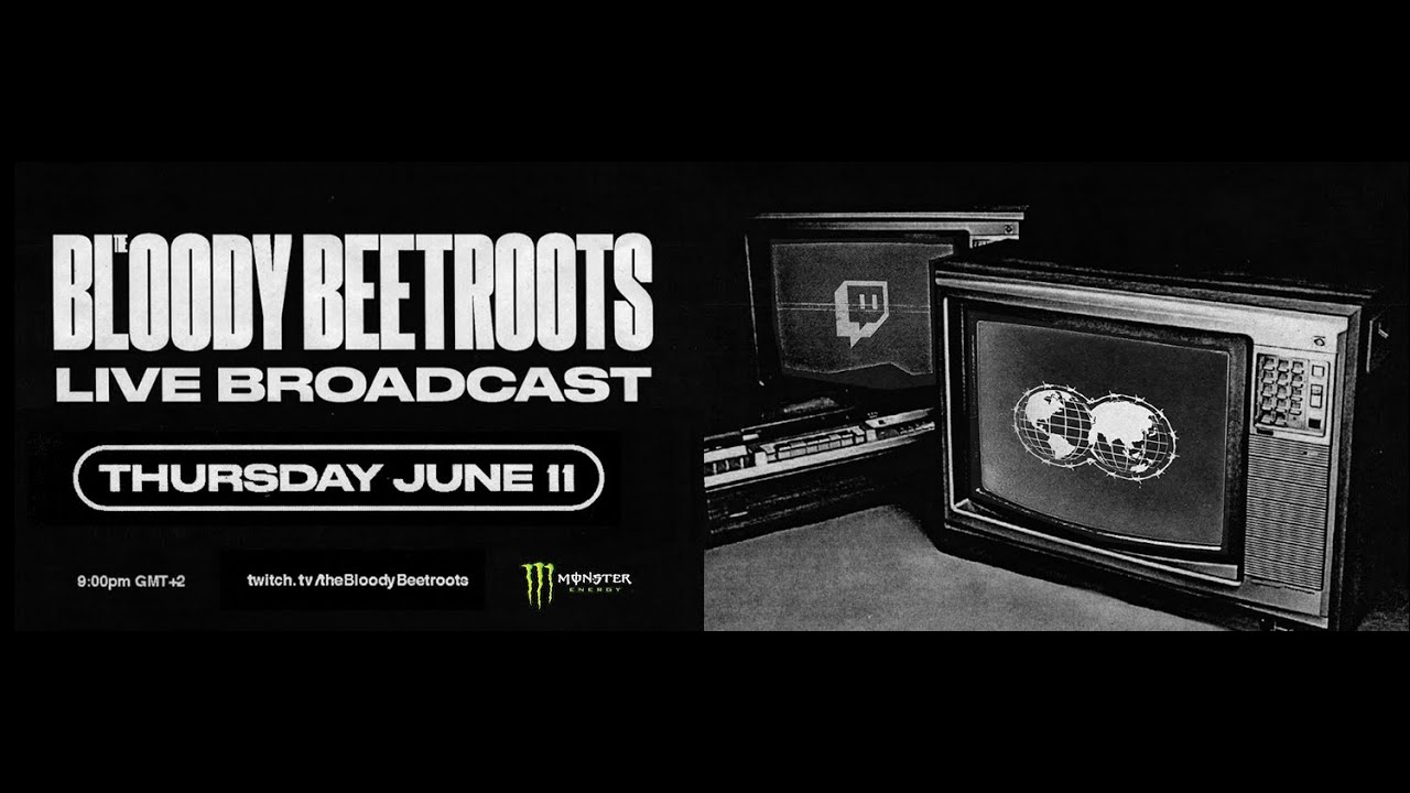The Bloody Beetroots - Livestream DJ Set 002