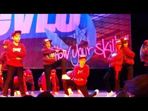 Holodeck Kidz (Fulda) first place at Starmoves european Championship