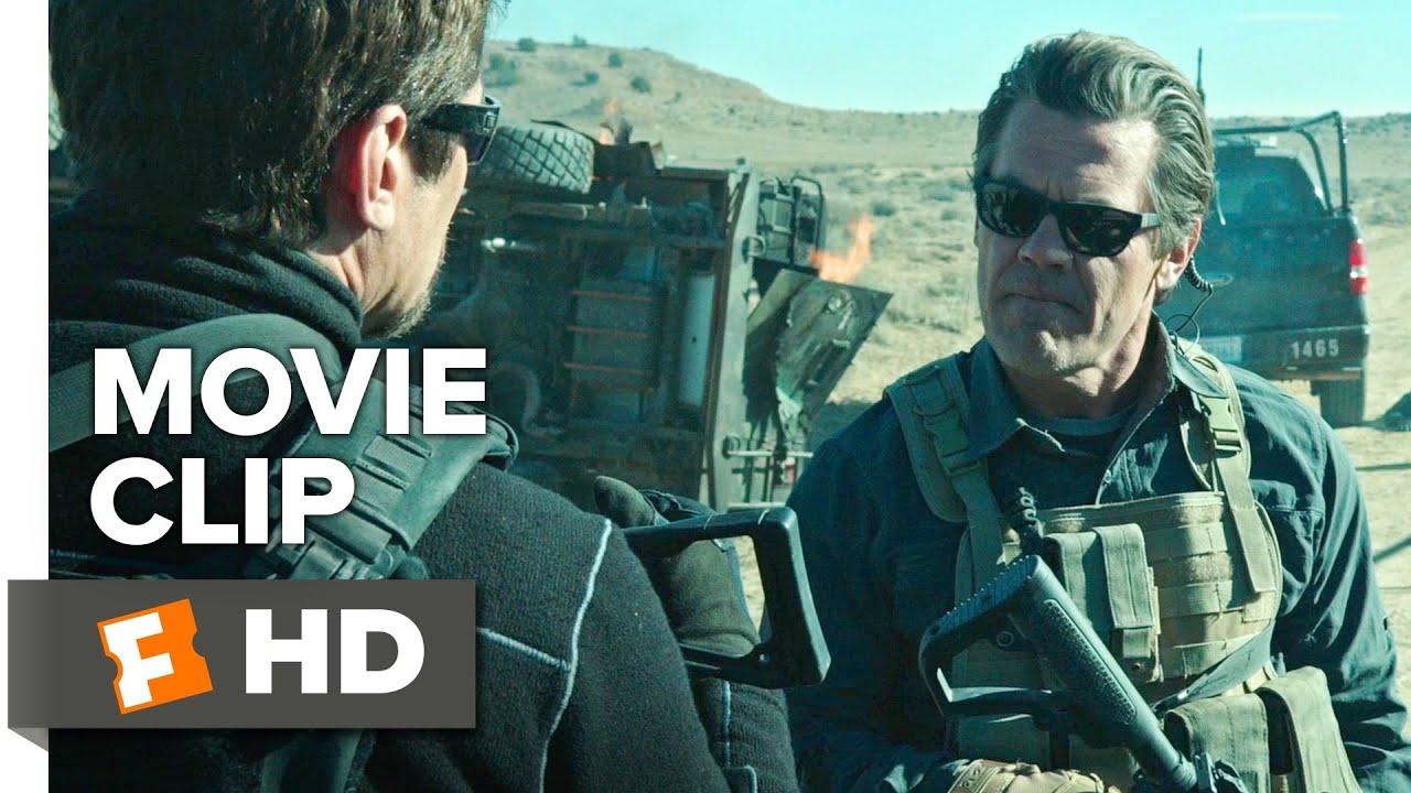 Download Sicario: Day of the Soldado Exclusive Movie Clip - Clean the Scene (2018) | Movieclips Coming Soon