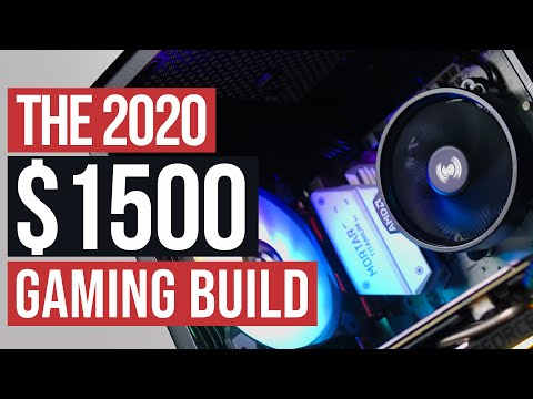 Mid 2020 $1500 GAMING PC - BUDGET PC Part Guide (AUD)