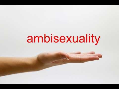 Ambisexuality