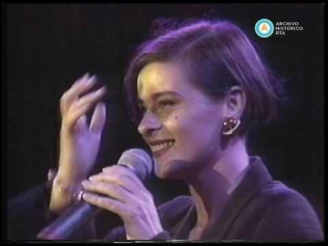 Lisa Stansfield en Rock in Rio, 1991 (parte I)