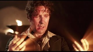 Eighth Doctor Regenerates into War Doctor | Paul McGann to John Hurt | Doctor Who | BBC thumbnail
