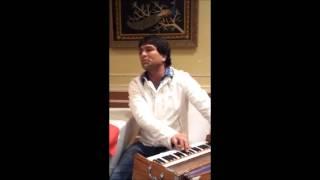 Ghazal by Dr Jagtar ji ....singer Meshi Banger