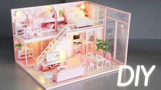 Diy Miniature Dollhouse Kit    Meeting Your Sweet - Miniature Land