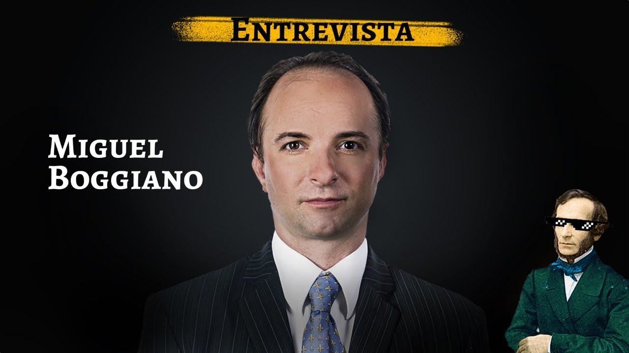Entrevista con Miguel Boggiano