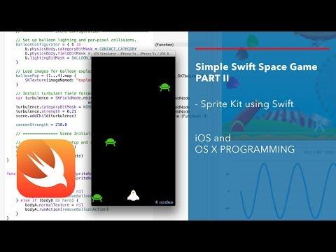 Apple Swift Tutorial: Simple iOS Swift GAME Part 2