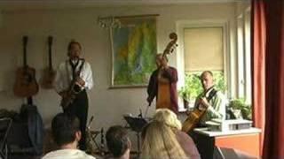 Black Orpheus - Bert Brandsma Swing trio