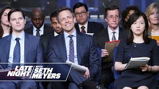 Late Night White House Press Briefing: Will the Russians Meddle in the 2018 Elections? thumbnail