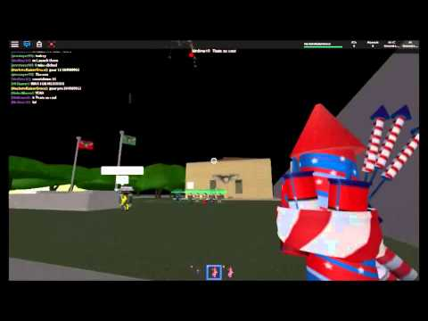 ROBLOX Allied Airborne: 4th of July
