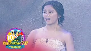 PBB 737: Welcome to the outside world 2nd Teen Big Placer Ylona Garcia