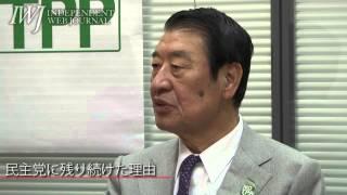 121121 反TPP党 山田正彦代表インタビュー