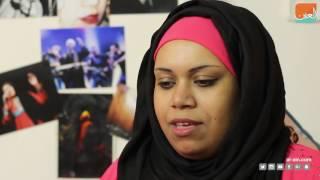 شيماء النوبي.. مبتهلة مصرية تتحدى العادات والتقاليد